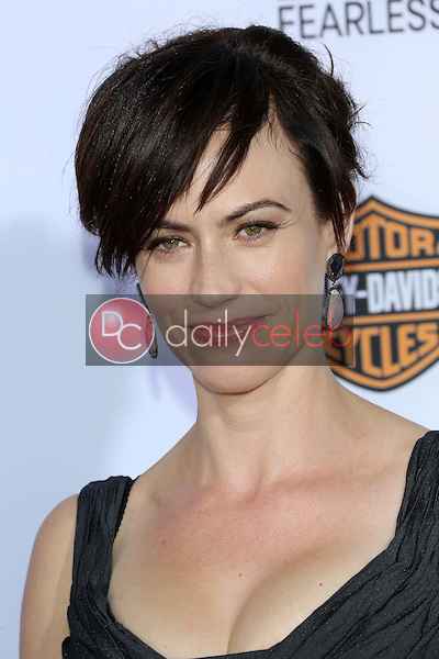 """Maggie Siff<br /> at the """"Sons of Anarchy"""" Season Six Premiere Screening, Dolby Theatre, Hollywood, CA 09-07-13<br /> David Edwards/Dailyceleb.com 818-249-4998"""