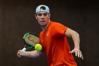 Alphen aan den Rijn, The Netherlands, 25 Januari 2019, ABNAMRO World Tennis Tournament, Supermatch, Final,  Ryan Nijboer  (NED)<br /> <br /> Photo: www.tennisimages.com/Henk Koster