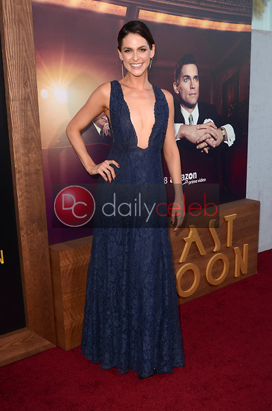 """Whitney Rice<br /> at """"The Last Tycoon"""" Red Carpet Premiere Screening, Harmony Gold Theater, Los Angeles, CA 07-27-17<br /> David Edwards/DailyCeleb.com 818-249-4998"""