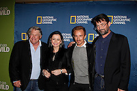 PASADENA - JAN 3: Graham Beckel, Geraldine Hughes, Jesse Johnson, Billy Campbell of the show 'Killing Lincoln' at the National Geographic Channels TCA party on January 3, 2013 at the Langham Hotel in Pasadena, California