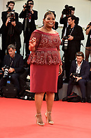 U.S. actress Octavia Spencer poses on the red carpet for the screening of the movie 'The Shape Of Water' at the 74th Venice Film Festival, Venice Lido, August 31, 2017. <br /> UPDATE IMAGES PRESS/Marilla Sicilia<br /> <br /> *** ONLY FRANCE AND GERMANY SALES ***