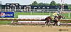 Out of Spells winning at Delaware Park racetrack on 6/25/14