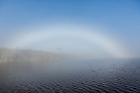 Fog Bow Photos