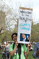 People's Climate March Boston MA 4.29.17