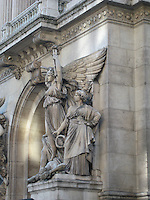 Angel in Paris