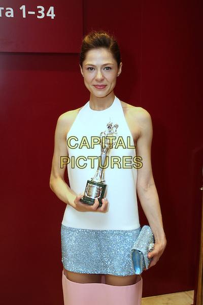 MOSCOW, RUSSIA, JUN 28: Elena Lyadova, 37th Moscow International Film Festival Closing, Moscow, Russia, 28th June 2015.<br /> CAP/PER<br /> &copy;PersonaStars/CapitalPictures