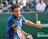 The Hague, Netherlands, 25 July, 2016, Tennis,  The Hague Open , Jesse Huta Galung (NED)<br /> Photo: Henk Koster/tennisimages.com