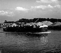 Oktober 1966. Schip Citerna 36.