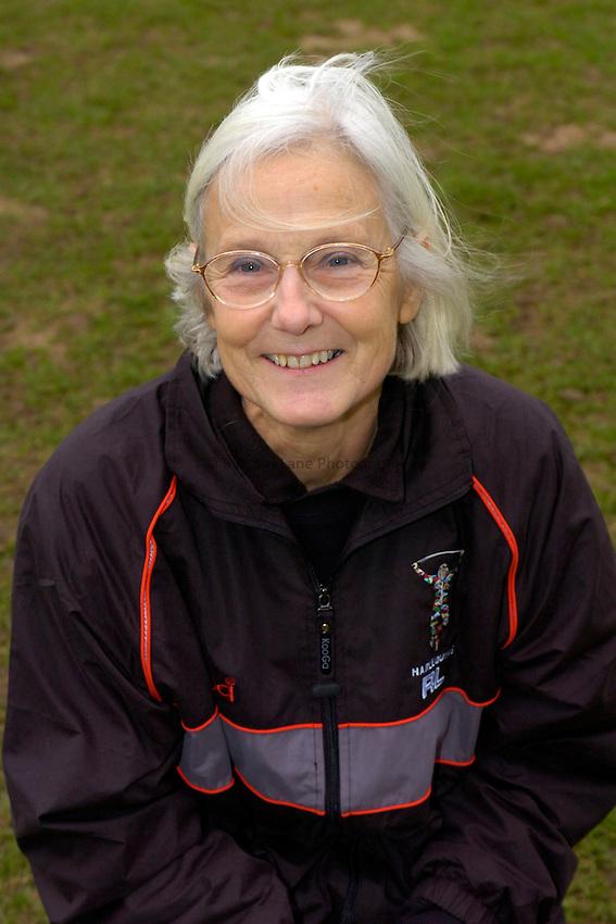 Photo: Richard Lane..Harlequins RL Press Season Media Day. 30/01/2006..Team Doctor, Dee Jennings.