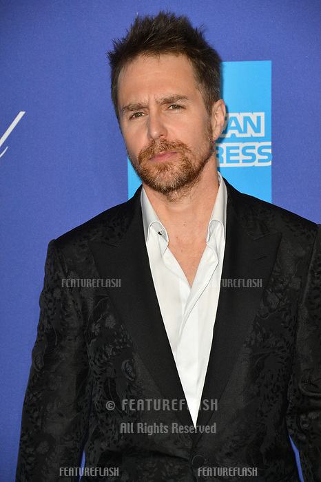 Sam Rockwell at the 2018 Palm Springs Film Festival Awards at Palm Springs Convention Center, USA 02 Jan. 2018<br /> Picture: Paul Smith/Featureflash/SilverHub 0208 004 5359 sales@silverhubmedia.com