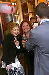 Edie Falco and Aida Turturro attends the Broadway Opening Night performance of 'Amelie' at the Walter Kerr Theatre on April 3, 2017 in New York City