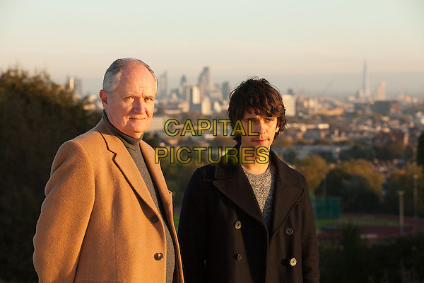 London Spy (TV Mini-Series (2015&ndash; ) <br /> Jim Broadbent, Ben Whishaw<br /> *Filmstill - Editorial Use Only*<br /> CAP/FB<br /> Image supplied by Capital Pictures