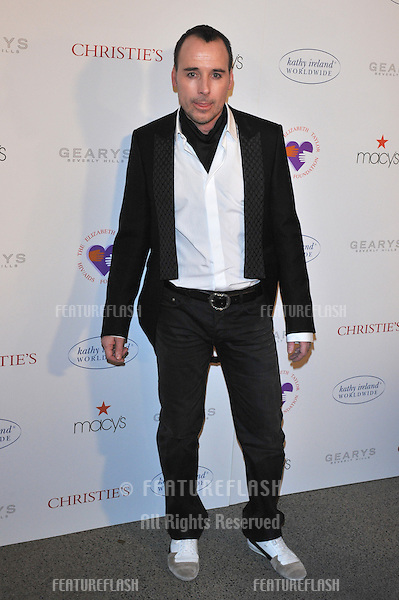 "David Furnish at the World AIDS Day presentation of ""Love Letters"" at the Paramount Theatre, Hollywood..December 1, 2007  Los Angeles, CA.Picture: Paul Smith / Featureflash"