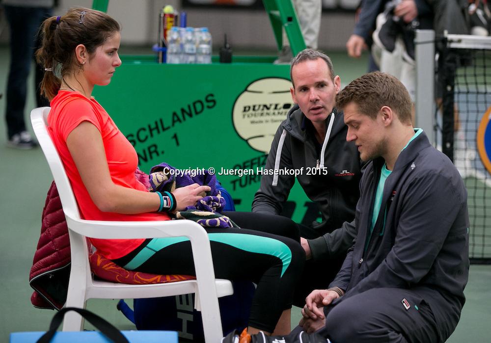 Julia Goerges Ger Tennis Deutsche Meisterschaft 2015 Biberach