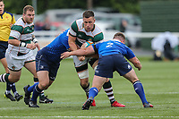 Rayn Smid of Ealing Trailfinders during the British & Irish Cup Final match between Ealing Trailfinders and Leinster Rugby at Castle Bar, West Ealing, England  on 12 May 2018. Photo by David Horn / PRiME Media Images.