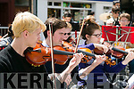 MYAC, Mid West Young Artist Conservatory Orchestra from Illinois, Chicago area, USA performed in the Square Tralee on Friday