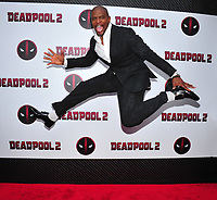New York, NY - May 14: Terry Crew attends the 'Deadpool 2' screening at AMC Loews Lincoln Square on May 14, 2018 in New York City..  <br /> CAP/MPI/PAL<br /> &copy;PAL/MPI/Capital Pictures