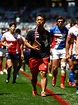 Kensuke Iwabuchi, Second day at Cape Town 7s for HSBC World Rugby Sevens Series 2018, Cape Town, South Africa - Photos Martin Seras Lima