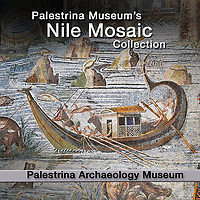Pictures & images of Roman Palestrina Mosaic or Nile mosaic of Palestrina, Palestrina Archaeological