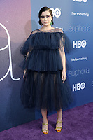 "LOS ANGELES _ JUN 4:  Barbie Ferreira  at the LA Premiere Of HBO's ""Euphoria"" at the Cinerama Dome on June 4, 2019 in Los Angeles, CA"