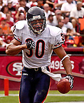 Chicago Bears defensive back Mike Brown (30) on Sunday, September 7, 2003, in San Francisco, California. The 49ers defeated the Bears 47-7.
