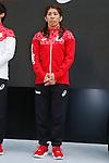 Saori Yoshida (JPN), MAY 26, 2016 - : A press conference about presentation of Japan national team official sportswear for Rio de Janeiro Olympics 2016 in Tokyo, Japan. (Photo by Sho Tamura/AFLO SPORT)