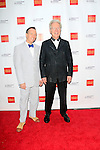 LOS ANGELES - JUN 7: David Rambo, John Mauceri at the Actors Fund's 19th Annual Tony Awards Viewing Party at the Skirball Cultural Center on June 7, 2015 in Los Angeles, CA
