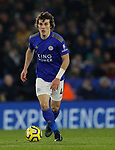 Caglar Soyuncu of Leicester City during the Premier League match against Everton at the King Power Stadium, Leicester. Picture date: 1st December 2019. Picture credit should read: Darren Staples/Sportimage