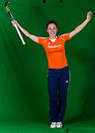 AMSTELVEEN- HOCKEY - LAURA NUNNINK,  lid van de trainingsgroep van het Nederlands dames hockeyteam. COPYRIGHT KOEN SUYK