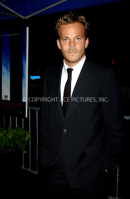 WWW.ACEPIXS.COM . . . . . ....August 3, 2006, New York City. ....Stephen Dorff attends the world premiere of 'World Trade Center' held at the Ziegfeld Theatre. ....Please byline: KRISTIN CALLAHAN - ACEPIXS.COM.. . . . . . ..Ace Pictures, Inc:  ..(212) 243-8787 or (646) 769 0430..e-mail: info@acepixs.com..web: http://www.acepixs.com