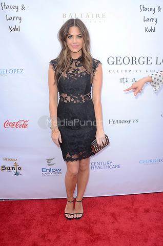 LOS ANGELES, CA - MAY 6: Jillian Murray at the 11th Annual George Lopez Foundation Celebrity Golf Classic Pre-Party, Baltaire Restaurant, Los Angeles, California on May 6, 2018. David Edwards/MediaPunch