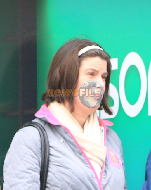 Shirley Cosgrave.Voxpop  19/4/12.Picture Fran Caffrey www.newsfile.ie..