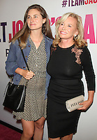 NEW YORK, NY-September 12:Lauren Bush and Sharon Bush at Universal Picture & Working Title Films present the American premiere of Bridget Jones Baby at the Paris Theatre in New York. September 12, 2016. Credit:RW/MediaPunch