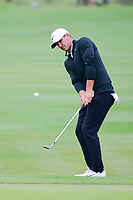 Brooks Koepka (USA) chips on to 13 during round 3 of the Valero Texas Open, AT&amp;T Oaks Course, TPC San Antonio, San Antonio, Texas, USA. 4/22/2017.<br /> Picture: Golffile | Ken Murray<br /> <br /> <br /> All photo usage must carry mandatory copyright credit (&copy; Golffile | Ken Murray)