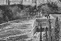 Hay River at Louise Falls<br />