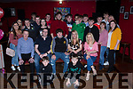 Luke O'Callaghan Muckross Killarney who celebrated his 18th birthday with his family and friends in the K-Town bar on Saturday night