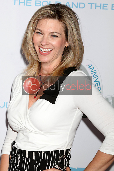 """Tracy Melchior<br /> at the """"The Bold and The Beautiful"""" 30th Anniversary Party, Clifton's Downtown, Los Angeles, CA 03-18-17<br /> David Edwards/DailyCeleb.com 818-249-4998"""