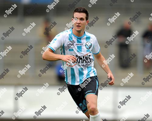 2011-07-30 / Voetbal / seizoen 2011-2012 / Verbroedering Geel-Meerhout / Hannes Meus..Foto: mpics
