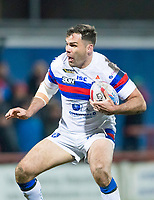 Picture by Allan McKenzie/SWpix.com - 09/02/2018 - Rugby League - Betfred Super League - Wakefield Trinity v Salford Red Devils - The Mobile Rocket Stadium, Wakefield, England - Anthony England.