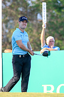 David Lingmerth (SWE) on the 9th during the 1st round of the 2017 Portugal Masters, Dom Pedro Victoria Golf Course, Vilamoura, Portugal. 21/09/2017<br /> Picture: Fran Caffrey / Golffile<br /> <br /> All photo usage must carry mandatory copyright credit (&copy; Golffile | Fran Caffrey)