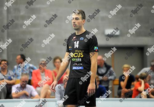 2014-08-30 / Volleybal / seizoen 2014-2015 / Vosselaar / Michael Verbiest<br /><br />Foto: Mpics.be