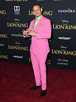 "09 July 2019 - Hollywood, California - Eric Andre. Disney's ""The Lion King"" Los Angeles Premiere held at Dolby Theatre. Photo Credit: Birdie Thompson/AdMedia"