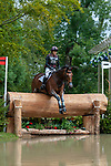 Stamford, Lincolnshire, United Kingdom, 7th September 2019, Sarah Bullimore (GB) & Reve Du Rouet during the Cross Country Phase on Day 3 of the 2019 Land Rover Burghley Horse Trials, Credit: Jonathan Clarke/JPC Images