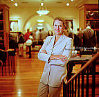 Jeanne Jackson - CEO - Banana Republic: Executive portrait photographs by San Francisco - corporate and annual report - photographer Robert Houser.