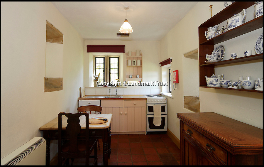 BNPS.co.uk (01202 558833)<br /> Pic: LandmarkTrust/BNPS<br /> <br /> Spic and span - spotless kitchen.<br /> <br /> Fancy cleaning up a pigsty? - Unusual Job advert is not as bad as it sounds.<br /> <br /> The Landmark Trust are looking for a cleaner to look after Britain's grandest pigsty. <br /> <br /> The neo classical masterpiece was constructed by eccentric landowner Squire John Barry in 1892 to house just two of his prize porkers.<br /> <br /> But after careful restoration of its Ionic columns and classical pediment by the Trust it is now rented out as an holiday let and is in need of a housekeeper to look after it.
