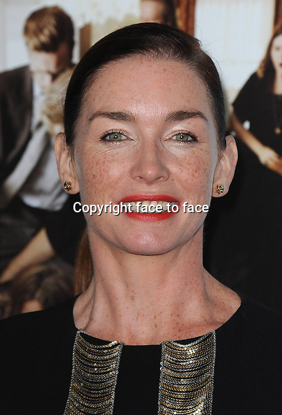HOLLYWOOD, CA - NOVEMBER 8:  Julianne Nicholson arrives at the 2013 AFI Fest - &quot;August: Osage County&quot; gala screening at TCL Chinese Theatre on November 8, 2013 in Hollywood, California. <br />