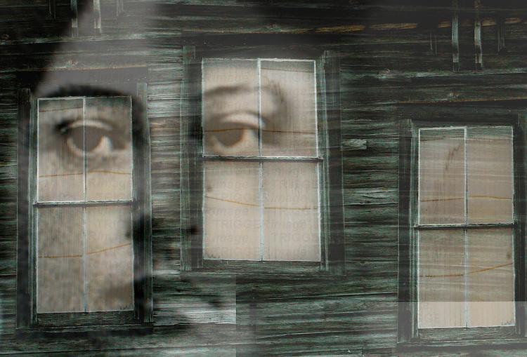 Eyes in windows