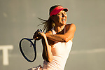 Maria Sharapova (RUS) defeated Jennifer Brady (USA) 6-1, 4-6, 6-0
