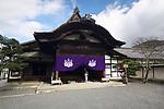Sanbo-in, Sanboin Buddhist temple, a sub-temple of Daigo-ji temple, Daigoji complex in Fushimi-ku, Kyoto, Japan 2017