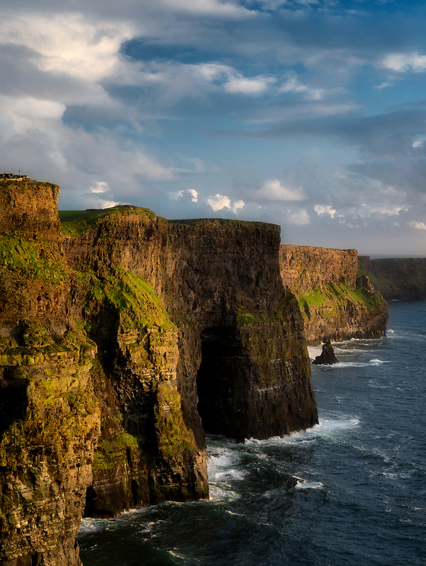 Cliffs of Moher. County Clare, Ireland
